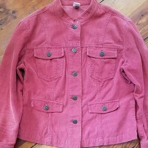 Garnet Hill Corduroy Jacket